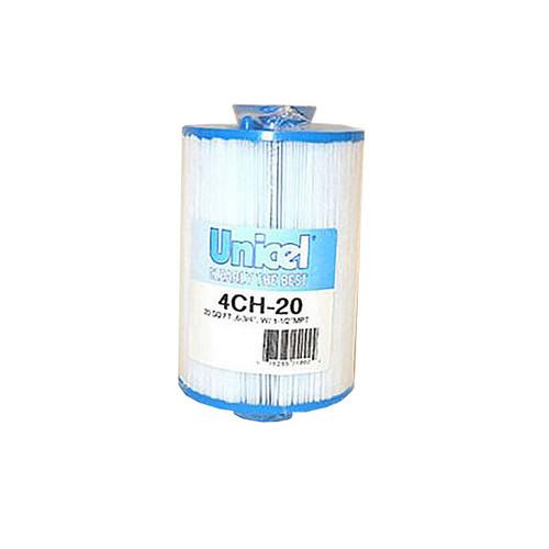 Unicel® 4CH-20 Hot Tub Filters (PSG25P4, FC-0185)