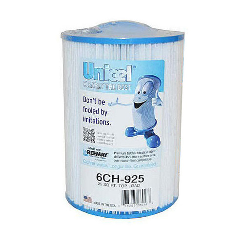 Unicel® 6CH-925 Hot Tub Filter for Gulf Coast Spas (PWW25P3)