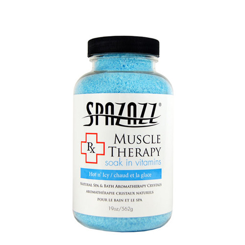 Spazazz RX Muscle Aromatherapy Crystals For Your Hot Tub