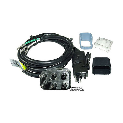 """48"""" 240 Volt Adaptor Cord With XM/XE Molded Plug"""