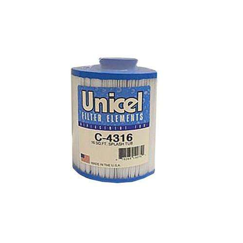 Unicel® C-4316 Hot Tub Filter for Splash Tub (FC-3130)