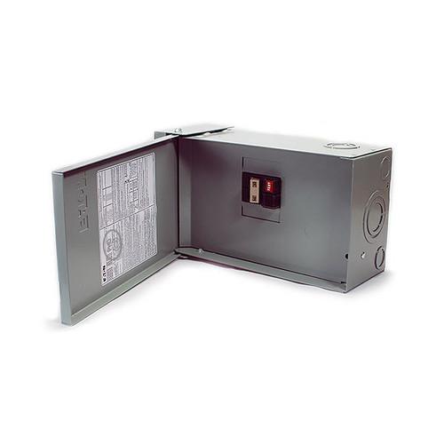 Eaton Culter-Hammer 40 Amp GFCI Hot Tub/Pool/Spa Pack