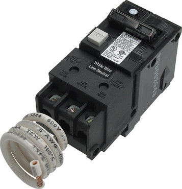 Siemens 60 Amp Gfci Double Pole Breaker In Canada