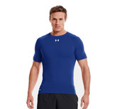 Under Armour Men's HeatGear Sonic Compression Short Sleeve