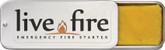 Live Fire Emergency Fire Starter Original
