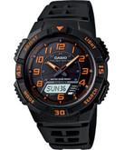 Casio Solar Multi-Function Analog Digital Sports Watch