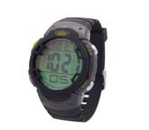 Uzi Guardian Watch With Rubber Strap