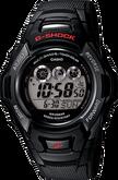 Casio Men's G-Shock Digital Tough Solar Power Atomic Timekeeping Black Watch