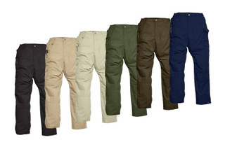 The 5.11 Tactical Taclite Pro Pants (74273) comes with a lightweight, wrinkle and fade-resistant fabric