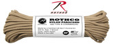Rothco Nylon Paracord 550lb Type III 100 Ft