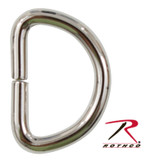 "Rothco 3/4"" D Ring / Non Welded"
