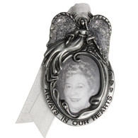 """Always in Our Hearts"" Angel Frame"