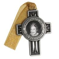 Remembrance Cross Ornament