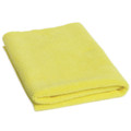 "Microfiber Madness Yellow Fellow 2.0 - (16"" x 16"")"