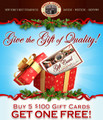 Uncle Jacks Gift Cards