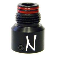 Ninja Air Tank Regulator Bonnet - Aluminum Dual O-ring