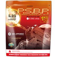 G&G .20g BBs 5000rd Bag
