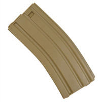 Elite Force 140rd Mid-Cap Magazine Tan for M4/M16 AEG (Single)