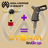 Wolverine Storm regulator In-Grip
