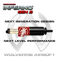 Wolverine Inferno with FCU and Trigger Board - Player Package (Version 3 Gearbox)