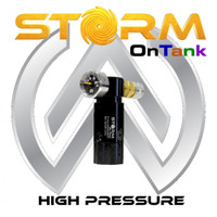 Wolverine Storm High Pressure regulator On-tank With Flex Line
