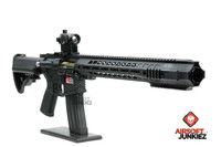 EMG / SAI GRY AR-15 AEG Training Rifle w/ JailBrake Muzzle & Red Dot Optic