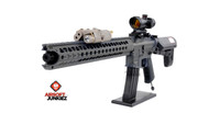 Airsoftjunkiez LVOA-S (Black) - HPA
