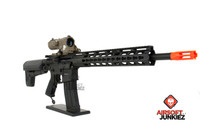 Airsoftjunkiez Custom Krytac TRIDENT Mk2 SPR HPA Player Package - Black