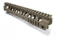 "Knight's Armament Co URX 3.1 10.75"" Free Float Rail System for M4 / M16 Series Airsoft AEG Rifles - Tan"