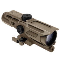 GEN3 Mark III Tactical 3-9X40 Scope/P4 Sniper - Tan