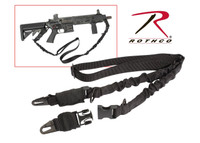 "Rothco Tactical 2 Point Sling ""BLACK"""