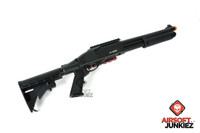 JAG Arms Scattergun TSS Gas Shotgun (With Side Saddle) -Short