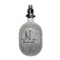 Ninja - 50/4500 SLP Carbon Fiber Air Tank (Grey)