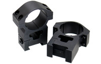 "High Profile 1"" Rings for Rubber Armored Scope"