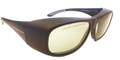 LG-090N - 2100 nm OD 5+ Holmium & CO2 OD 6+ Laser Safety Glasses EN207 - Lightweight