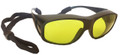 LG-023L 810nm Laser Safety Glasses, 808nm Laser Eyewear, 785nm Laser Protective goggles