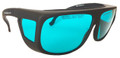LG-629 Red Laser Safety Glasses - Fitover - High VLT