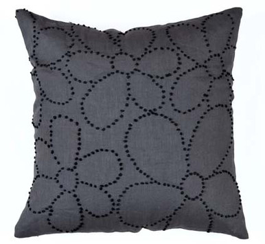 Black on Grey 45*45cm Also Available in 40*60cm