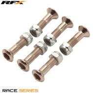 RFX Race Sprocket Bolt and Nut Kit (6pcs)