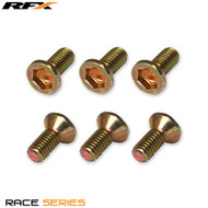 RFX Disc Bolt Kit (Front) Yamaha 125-450 02-17