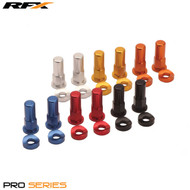 RFX Pro Rim Lock Nuts and Washers 2pcs
