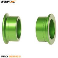 RFX Pro Wheel Spacers Rear (Green) Kawasaki KX125/250 03-08 KXF250/450 04-17