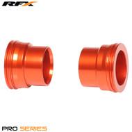 RFX Pro Wheel Spacers Front (Orange) KTM All Models 125-525 03-14