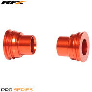 RFX Pro Wheel Spacers Rear (Orange) KTM All Models 125-525 03-12
