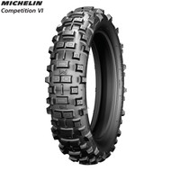Michelin Rear Tyre Comp 6 (FIM Enduro App) Size 120/90-18