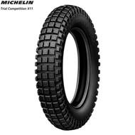Michelin Rear Tyre Trial X11 (Tubeless) Size 4.00-18