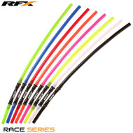 RFX Race Series Vent Tube - Long Pipe Inc 1 Way Valve (Various Colours) 5 Pcs