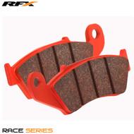 RFX Race Series Rear Brake Pads Suzuki RM85 05-17