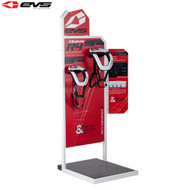 EVS R4 Neck Brace Floor Display Stand