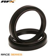 RFX Race Series Fork Seal Kit (43x55.1x9.5/10.5) Type TCL - Kayaba Street Models Kawasaki Suzuki Various